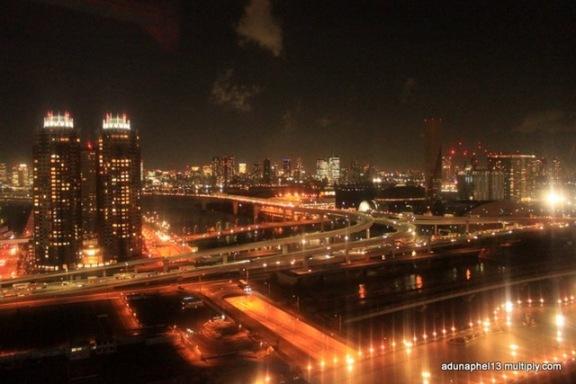 Odaiba City