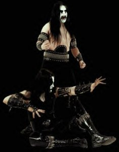 Photo of Immortal black metal band members