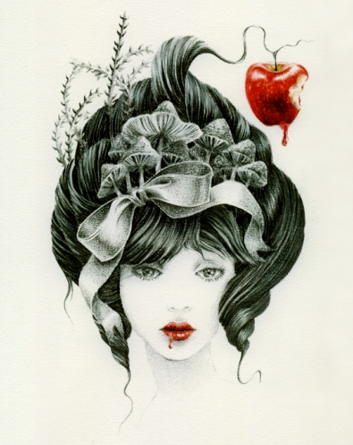 Snow White by Courtney Brims